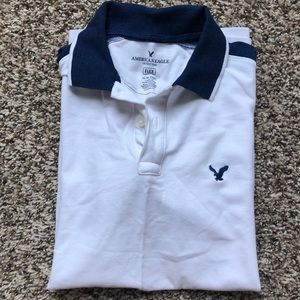 American Eagle Men's Polo T-Shirt
